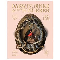 Our First Book by Darwin, Sinke & van Tongeren, Lannoo, 2017