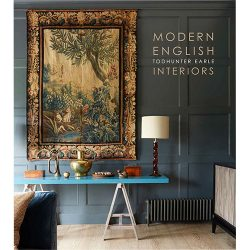 Modern English Interiors by Todhunter Earle, published by Vendome, 2021